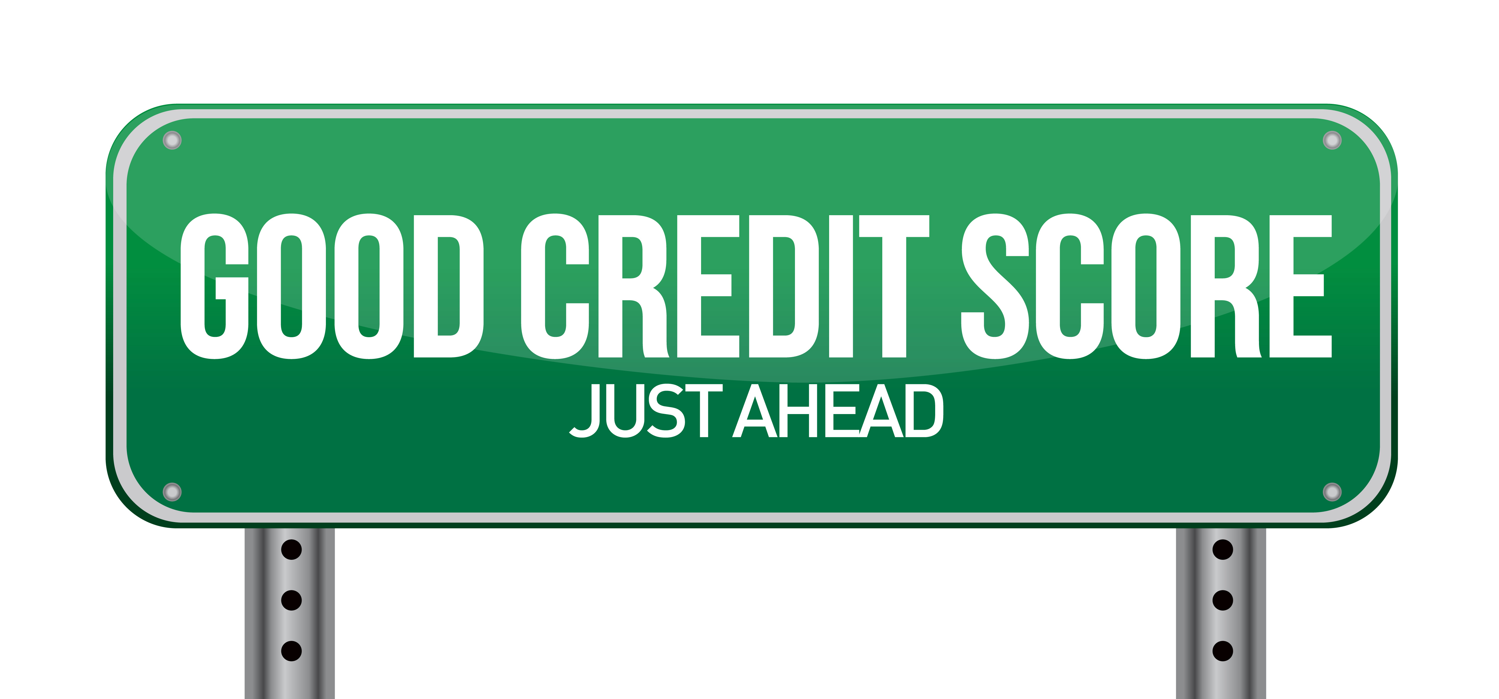 build your credit score with these 4 steps